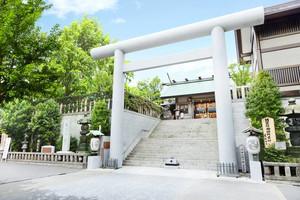 【芝大神宮】千年の歴史紡ぐ神社での神前式