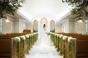 ホテル メルパルク大阪の式場【チャペル・儀式殿】