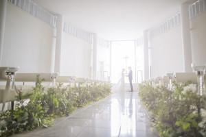 ガーデンチャペル「ルナ ルシア」&神殿「光宝殿」