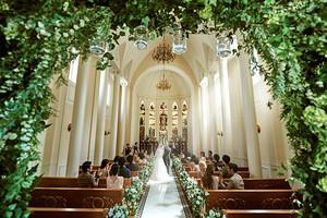 大聖堂&ガーデン挙式 お好きなスタイル選べる♪