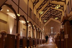 自然を基調とした 大聖堂 ラ・ベール教会