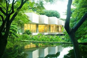 2000坪の庭園に佇むチャペル「ザ・フォレスト」