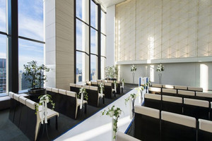 サンス・エ・サヴール 結婚式