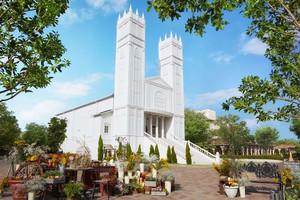サンブリエ教会