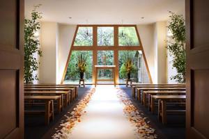 光と風の時間で行う 教会式・人前式・神前式