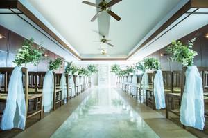 Indoor Chapel (挙式会場)