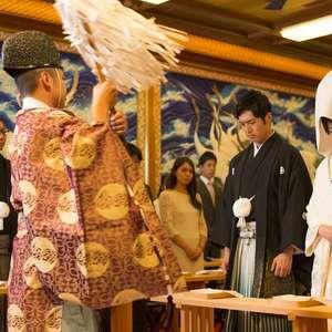 伝統と現代的な神殿で格式ある式がお得に行えるプラン!