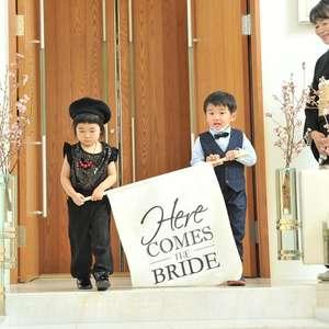 家族婚 ~挙式プラン~