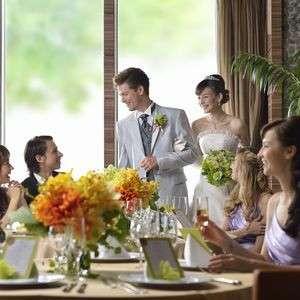 期間限定!!ご家族様でアットホームな挙式&個室会食プラン誕生