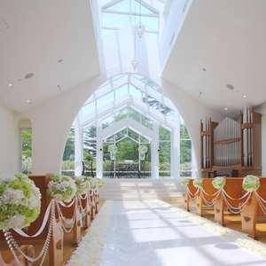 【19時まで見学可能◇森の大人結婚式】見積例9万7200円