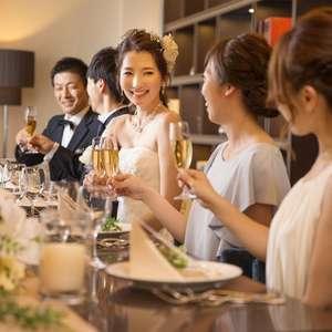 ご親族様との挙式&会食会に…【少人数アットホームプラン】