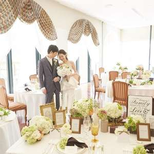 【10名47万円】少人数の家族婚ウエディングプラン