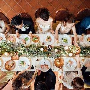 【家族婚】挙式+10名様会食プラン