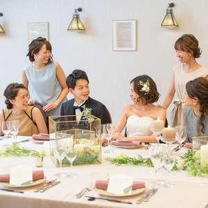 家族挙式+ご会食プラン