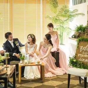 【7・8・9月の結婚式★サマーウエディング特典】