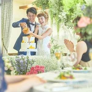 あと払いOK!諦めかけてた結婚式をお得に★50名140万円!