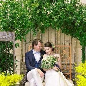 【緑豊かな植物園内で結婚式】 5周年記念プラン