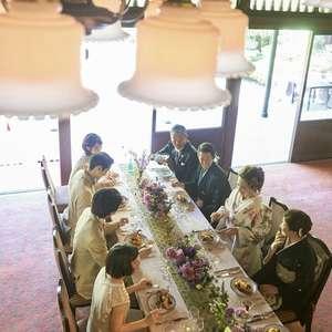 【挙式料100%OFF&衣装付き】家族婚プラン