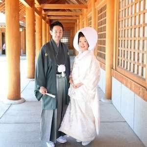 【6名からOK】衣裳2点込み!北海道神宮少人数プラン