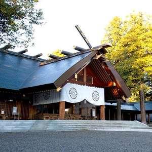 2人だけの北海道神宮挙式
