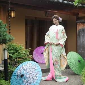 和装で日本のウエディング (10名様見積り例)