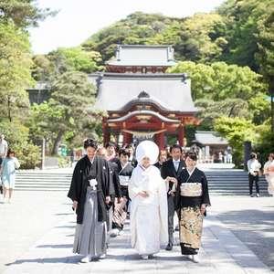【鎌倉・鶴岡八幡宮結婚式プラン】《総額より54万円相当お得》