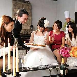 先着5組様限定!希望の結婚式がお得に叶う30名99万円プラン