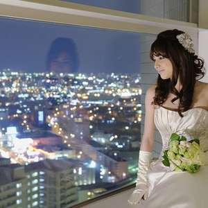 日本新三大夜景都市 札幌の街並みをバックに叶える憧れ挙式♪