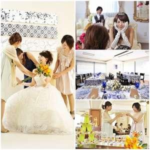 【カタチに残す結婚式!】フォト婚+会食会プラン
