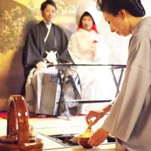 【茶婚式】大樋美術館×KKRホテル金沢