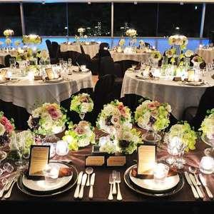 【ロマンチックな夜の結婚式★】ナイトウェディングプラン