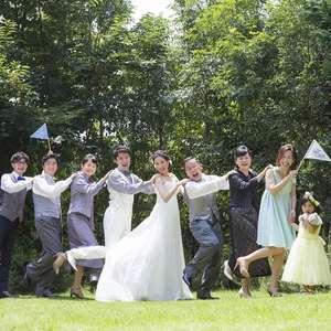 20 名から結婚式~Lien de Famille~