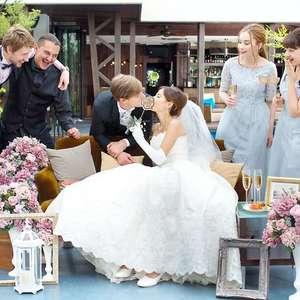 プチブラ 1.5次会wedding