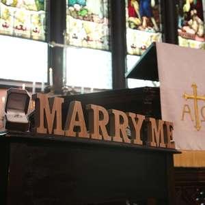 教会deプロポーズ