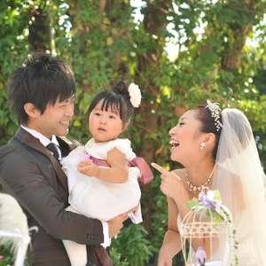 パパ&ママ&キッズ婚 ご祝儀内で叶うウエディングプラン
