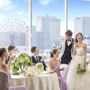 【30名以上】《2018年1-4月》神戸Resort Wedding Plan
