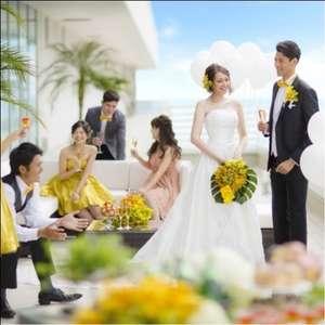 【30名以上】《2018年5-8月》神戸Resort Wedding Plan