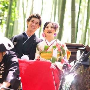 【京都らしさを体感】京都・嵐山でロケフォト★家族挙式プラン