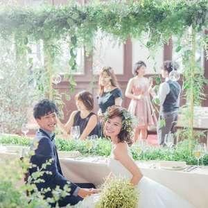 1日限定1組!平日のご結婚式特別プラン♪