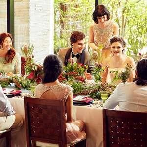 【料理おもてなし重視の大人婚】30名贅沢プレミアウェディング