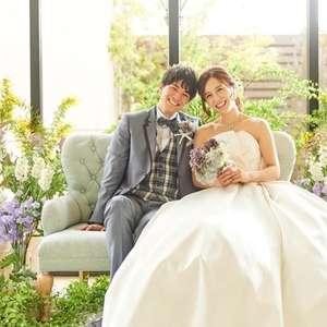 緑溢れる季節♪【2020年5月に結婚式を希望の方限定!】