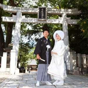 【弓弦羽神社挙式とお披露目会プラン】