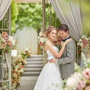 みんなのW限定!春の訪れとともに結婚報告を。春装飾プラン