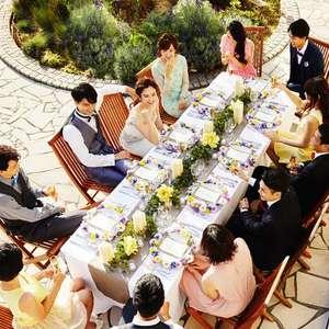 【10名から邸宅丸ごと貸切】親族中心の会食ウェディングプラン