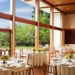 【ガーデンレストラン会食プラン】開放感が魅力の会場でパーティ