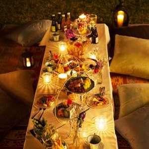 ガーデンでの人前式とパーティ、アフターパーティまで充実プラン
