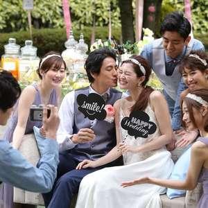 絆を深める結婚式【20名からの少人数プラン】