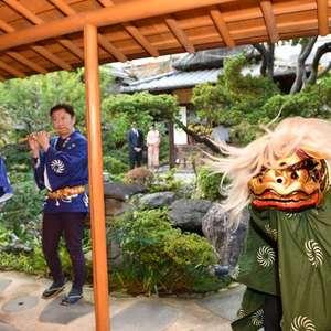 縁(enishi) 神前式+10名会食プラン 芝うかい