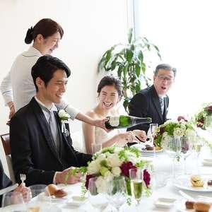 レストラン会食プラン*10名580,000円