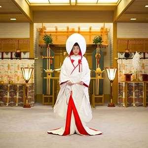 二人だけの結婚式 神前式プラン